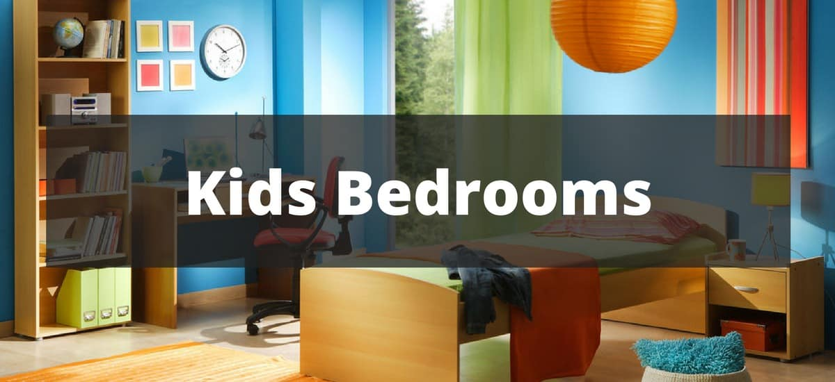 201 Fun Kids Bedroom Design Ideas for 2018