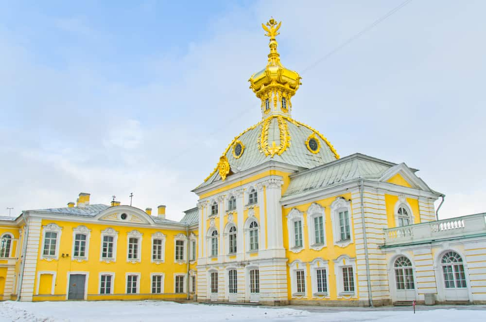 Big Palace in Peterhof