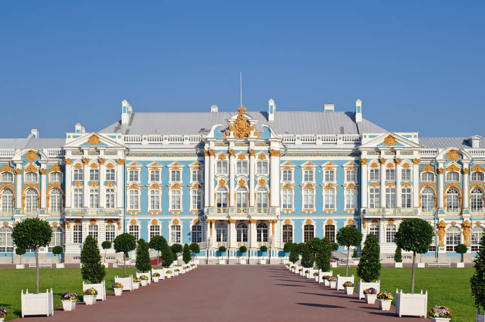 Catherine's Palace - St. Petersburg