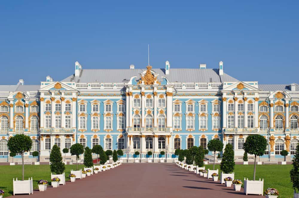 Catherine's Palace - St. Petersburg