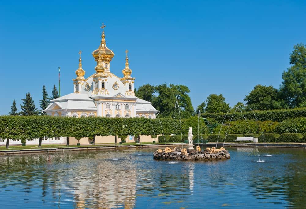 Grand Palace Petergof