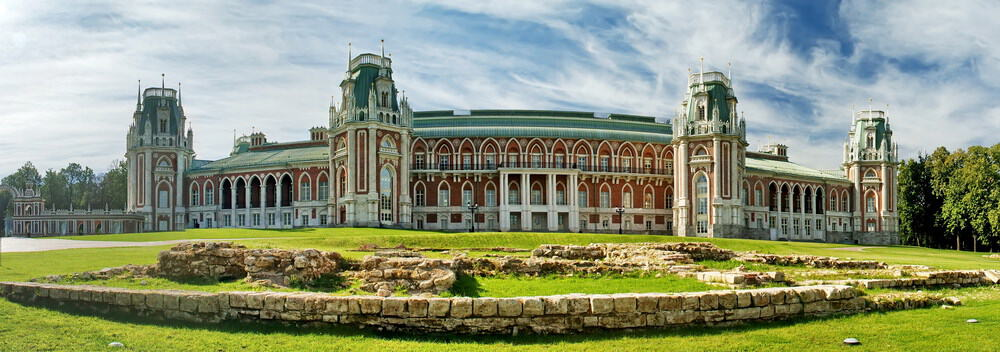 Grand Palace Tsaritsyno
