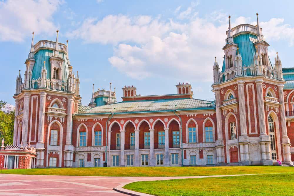 Grand Palace Tsaritsyno