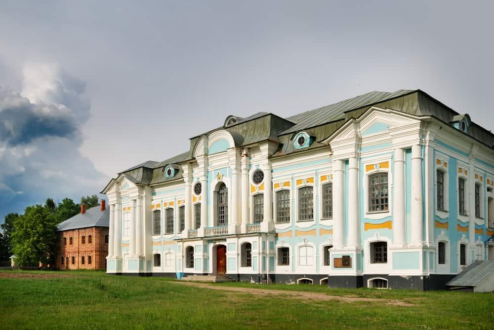 Griboedov Mansion in Smolensk