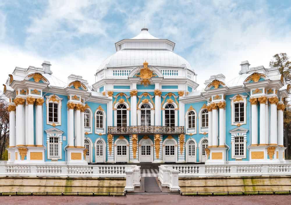 Hermitage Pavillion St. Petersburg