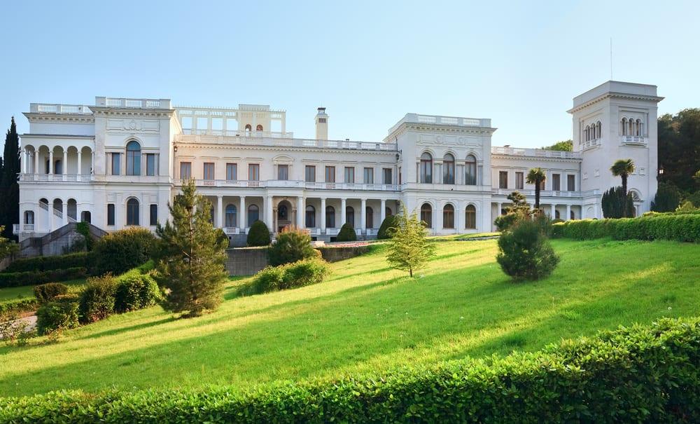 Livadia Palace - Tsar Nicholas 2 -Yalta region Crimea