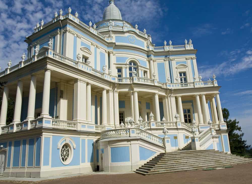 Lomonosov in St. Petersburg