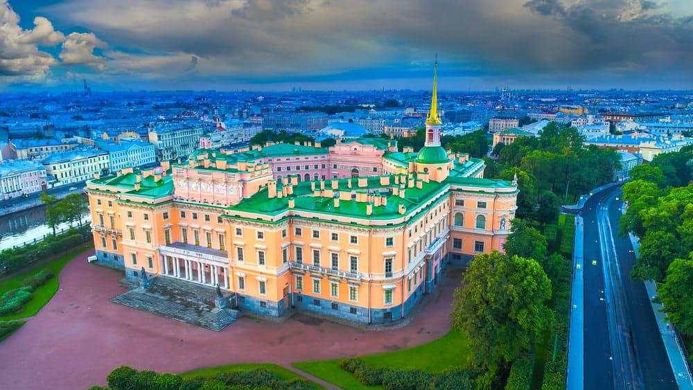 Mikhailovsky Castle aka Marble Palace