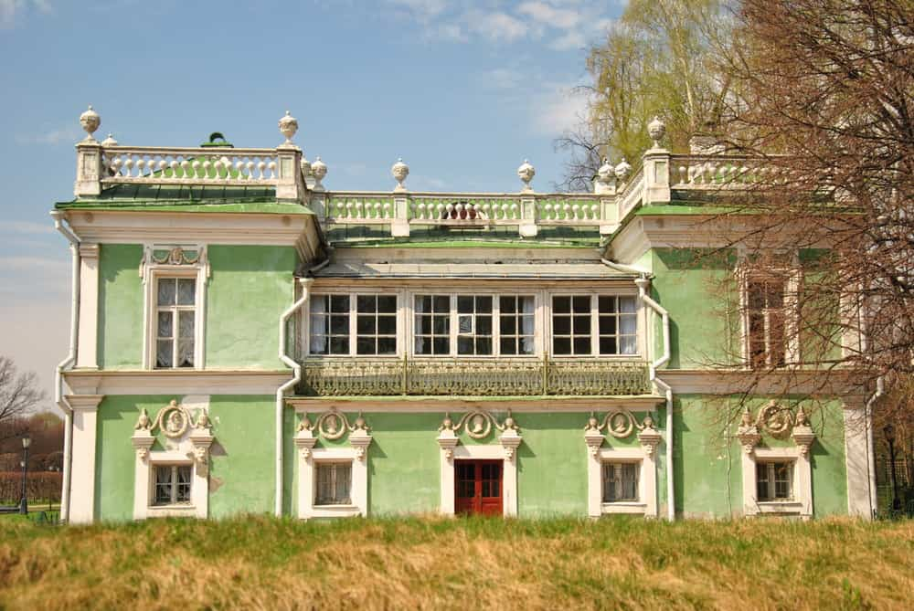 Russian Count's Manor