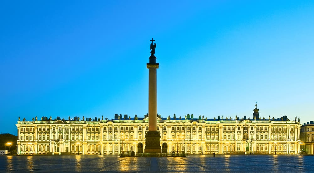 Winter Palace of Tsars