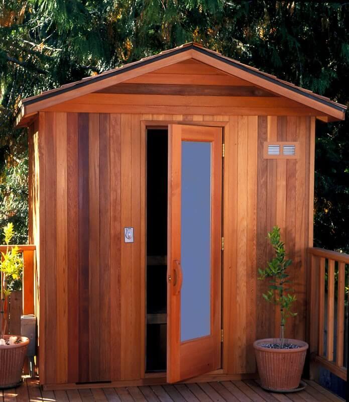 Outdoor-Sauna-Building