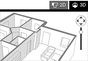 Space Designer 3D Real Time 3D View