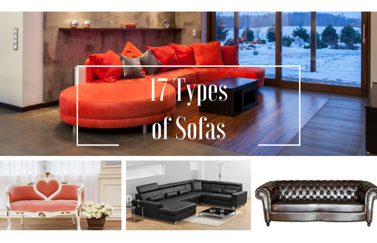 Awesome Blog Post With 17 Types Of Couches