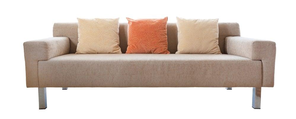 midcentury modern sofa design