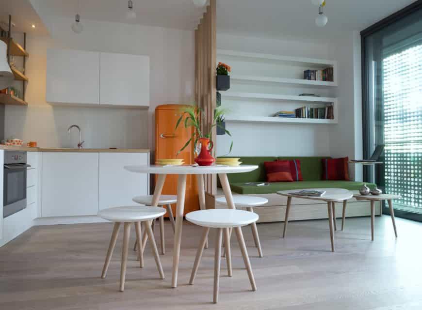 Tiny apartment by Gao Architects