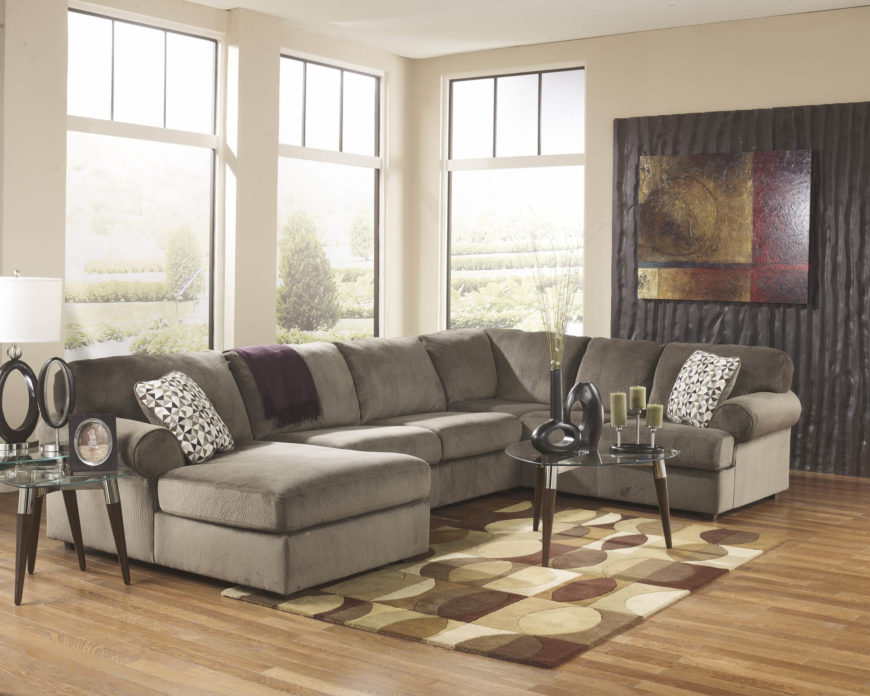 Extra Large Contemporary Sectional
