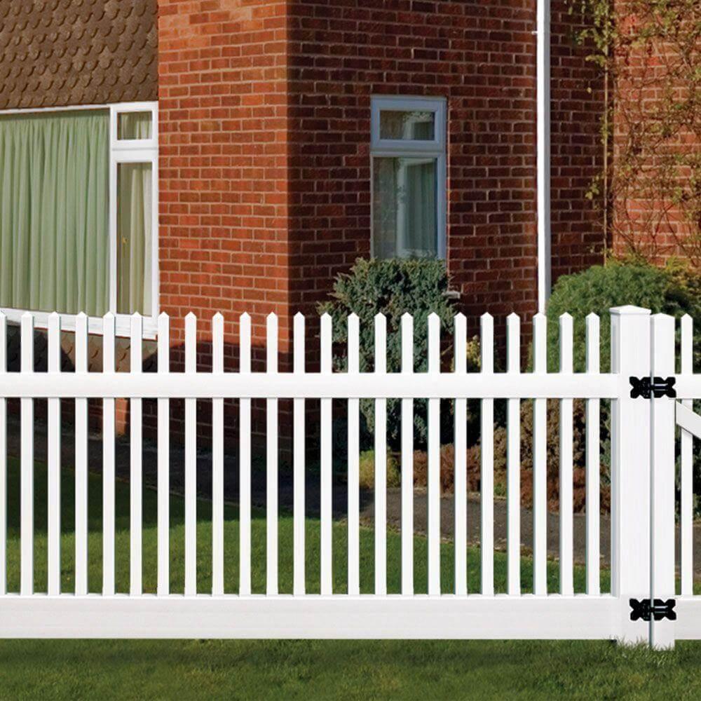 Gothic Style Fence