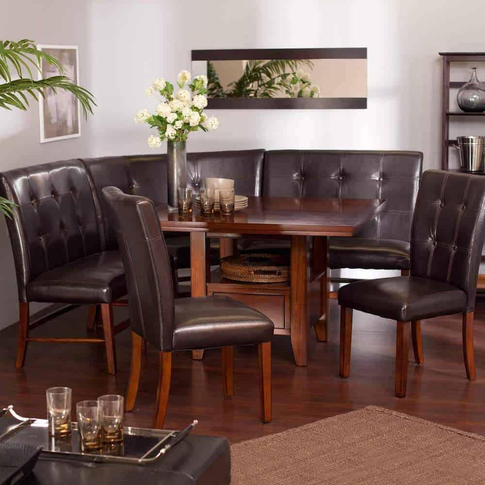 Wow 33 E Saving Corner Breakfast Nook Furniture Sets 2019