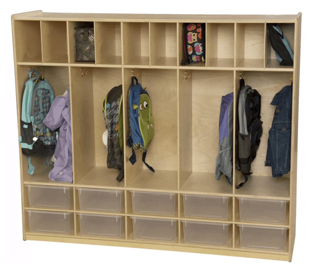 29 Best Mudroom Locker Options By Type For Kids In 2019