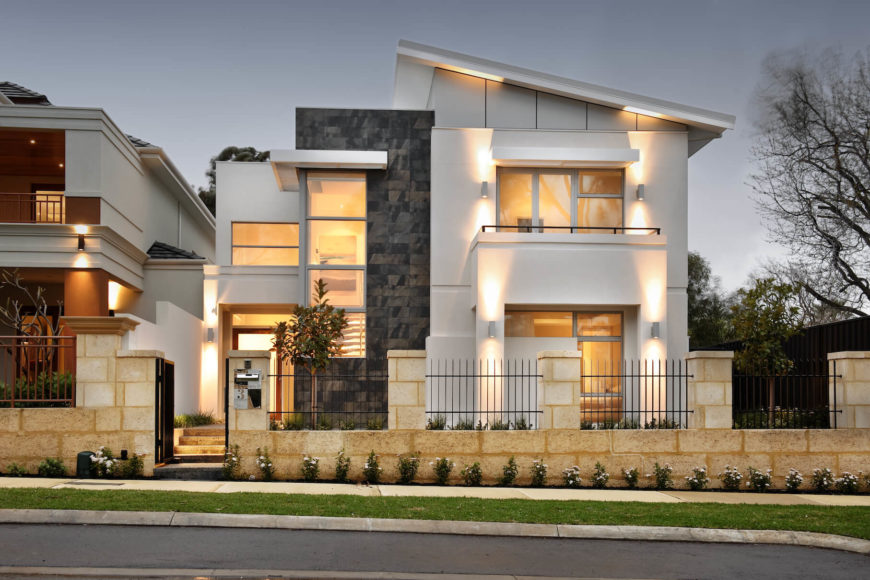 Daniel Lomma Design Creates a Modern Urban Primarypiece Home with the Derby House