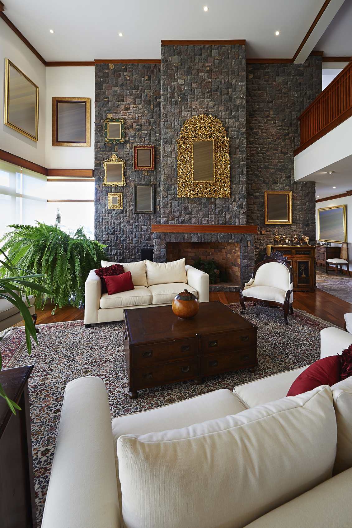 54 Living Rooms With Soaring 2 Story Cathedral Ceilings Home Stratosphere