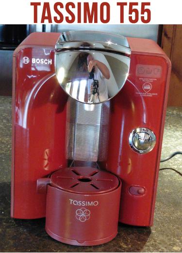 Tassimo T55 Brewing System