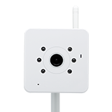 Wireless indoor security camera by Frontpoint Security System