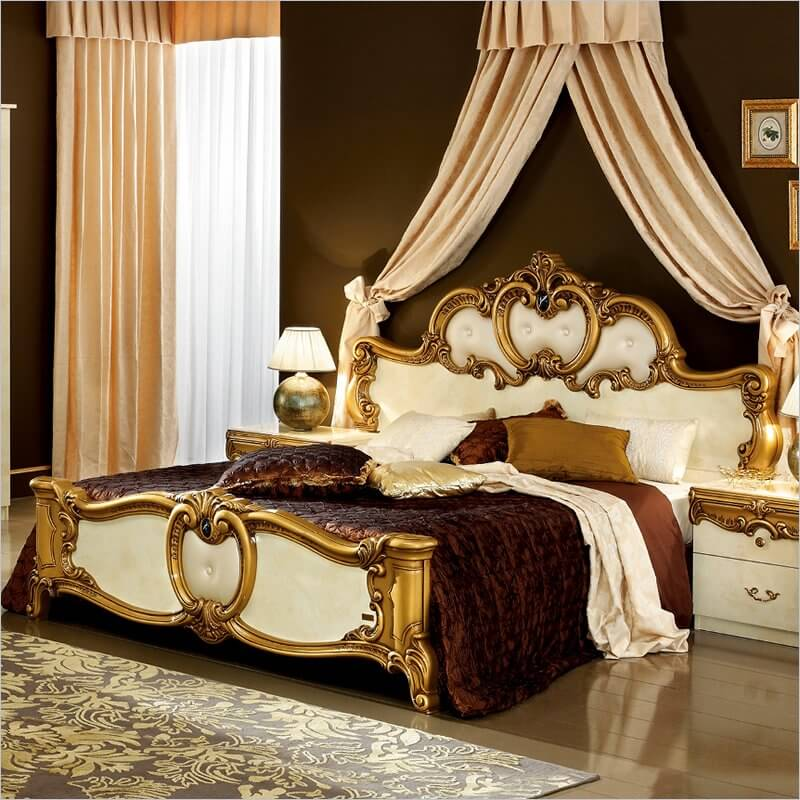 A king size bed is the same length as a queen but much wider, with an additional 16 inches. If you have the available space, it offers the most room for couples. King size beds can be great if kids or pets often share your bed. The tallest people can also special order a California-King, which is 72'' x 84''.