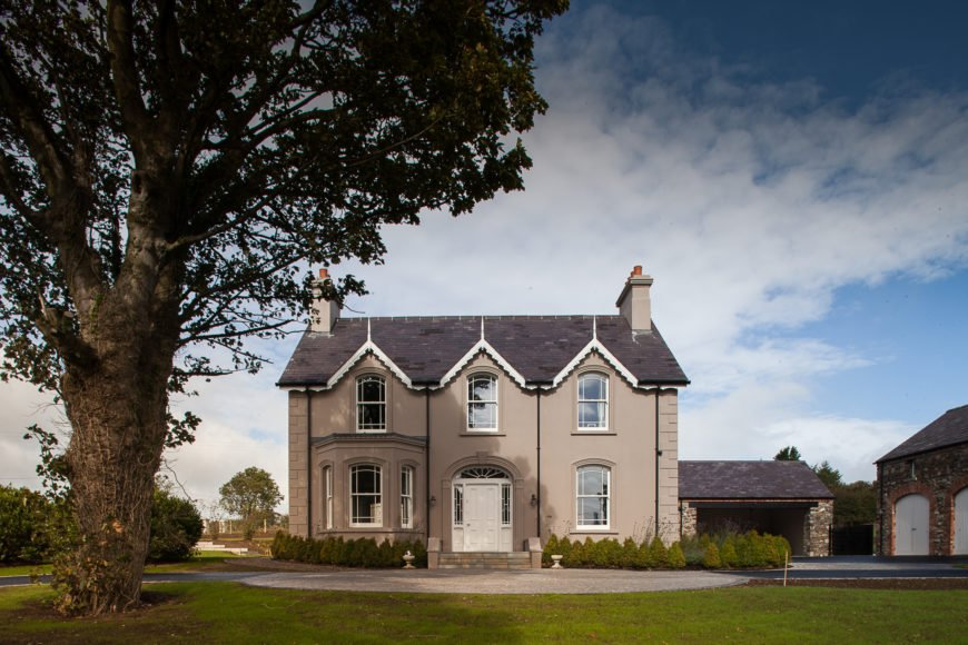 Beautifully Restored Country Home by Des Ewing Residential Architects