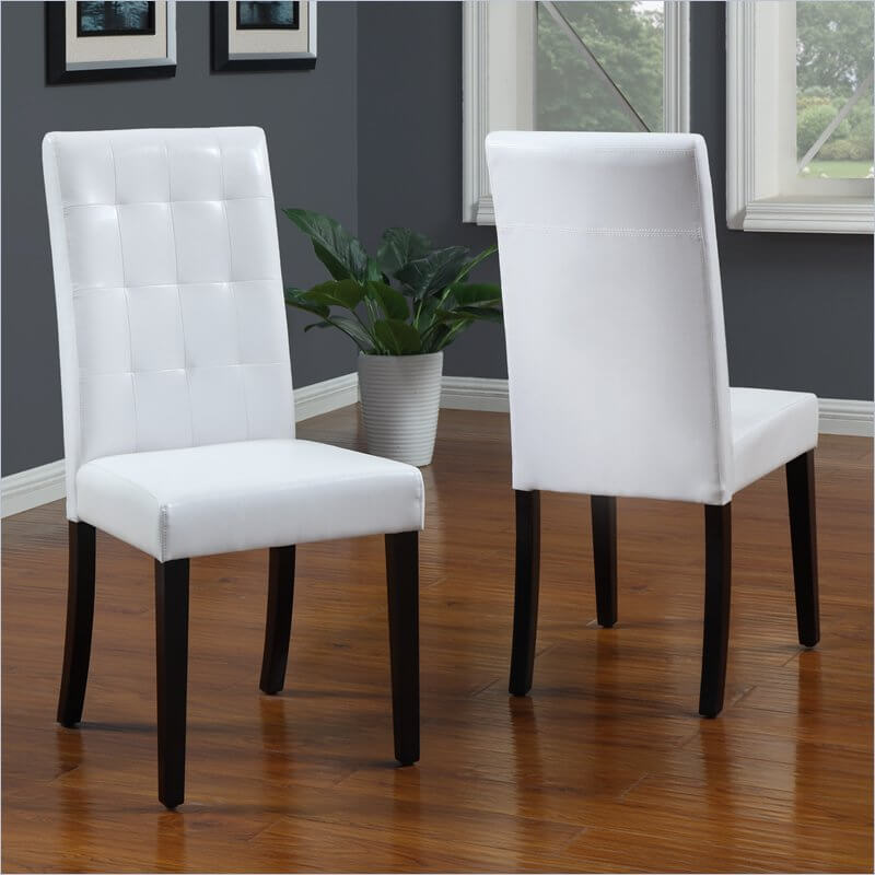 19 Types Of Dining Room Chairs Crucial, White Dining Room Chairs With Arms