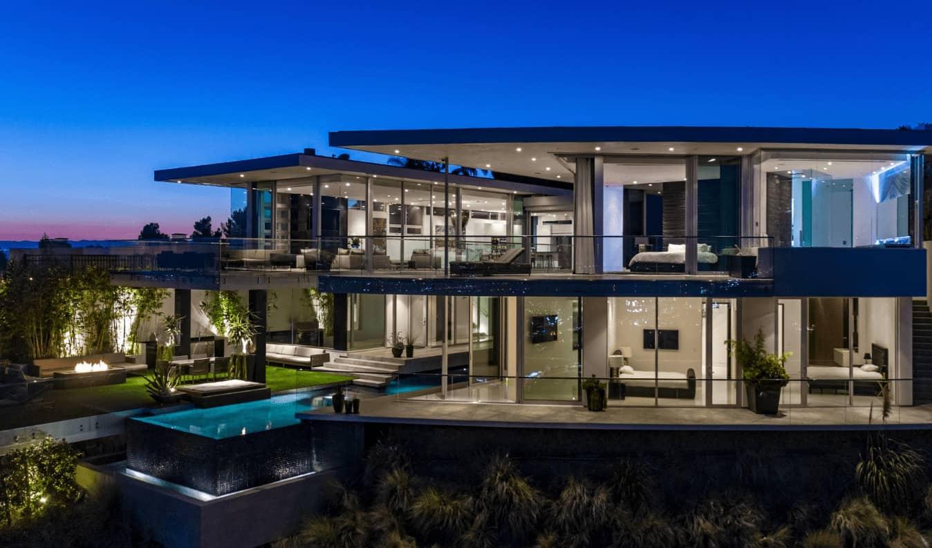 McClean Design Blue Jay Way House