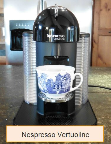 Nespresso Vertuoline Coffee Maker