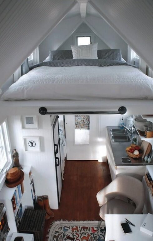 60 Attic Bedroom Ideas Many Designs With Skylights Home Stratosphere