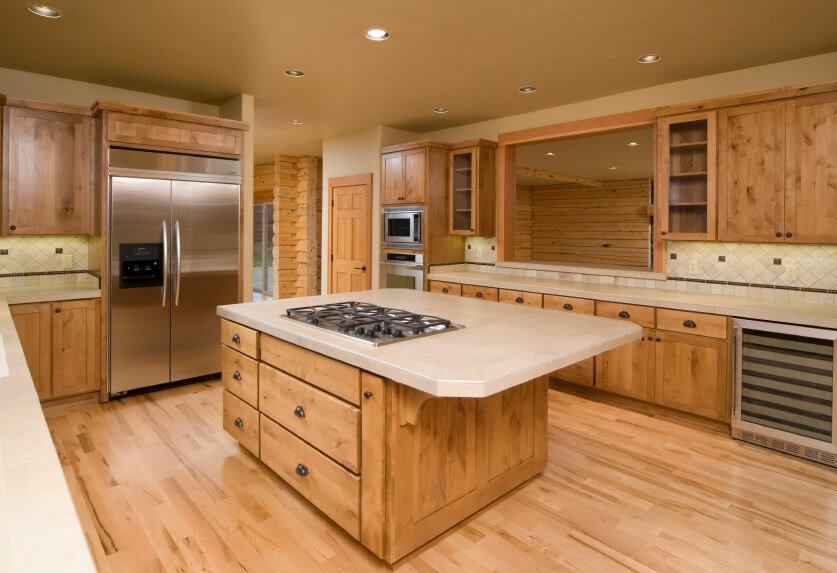 52 Enticing Kitchens With Light And Honey Wood Floors Pictures Home Stratosphere