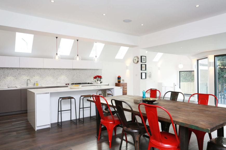 7. LWK Kitchens- Open plan island