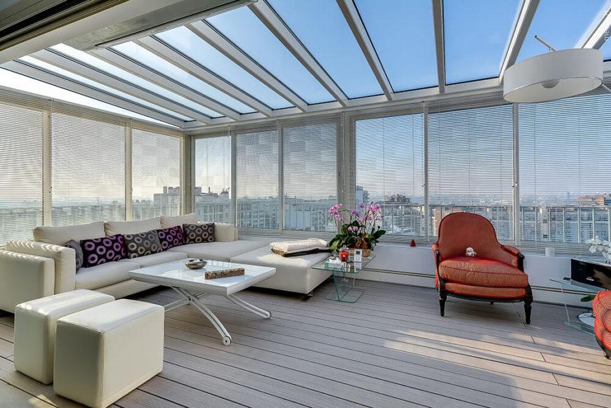 Paris XX flat by Manuel Sequeira Architectes