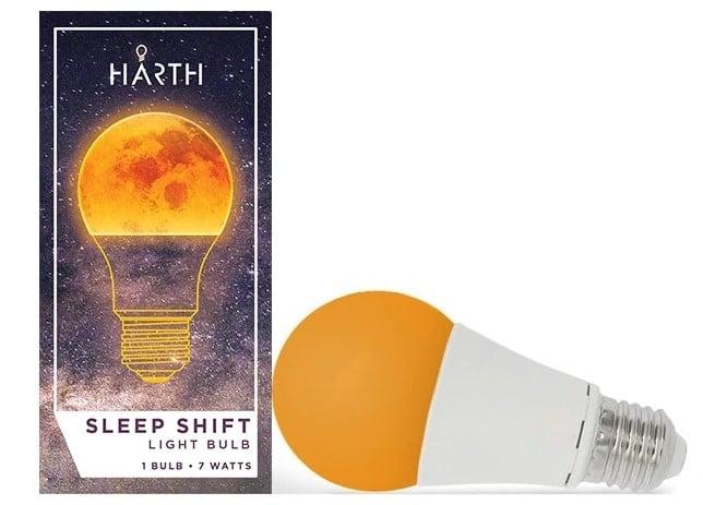 The Hearth Sleep Shift Smart Light Bulb
