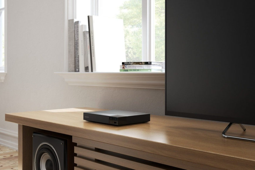 This is a Blu-ray player with a brain: it can run 300+ apps including Netflix, YouTube, Hulu Plus, Amazon Instant Video & more. Beyond that, it's able to mirror your Android device screen right on your TV with Miracast technology. With wi-fi enabled, this player can stream video playback and even games via Playstation systems!