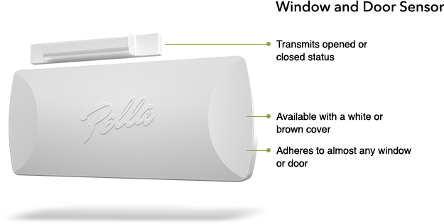With this simple and elegant sensor, you'll know with a single glance at your smartphone whether all of the windows and doors at home are properly closed. The sensor works by syncing with your smart home ecosystem, then broadcasting the information to an app on your smartphone, tablet, or computer. With a simple, unobtrusive installation, you'll be able to secure peace of mind anytime you're away from home.