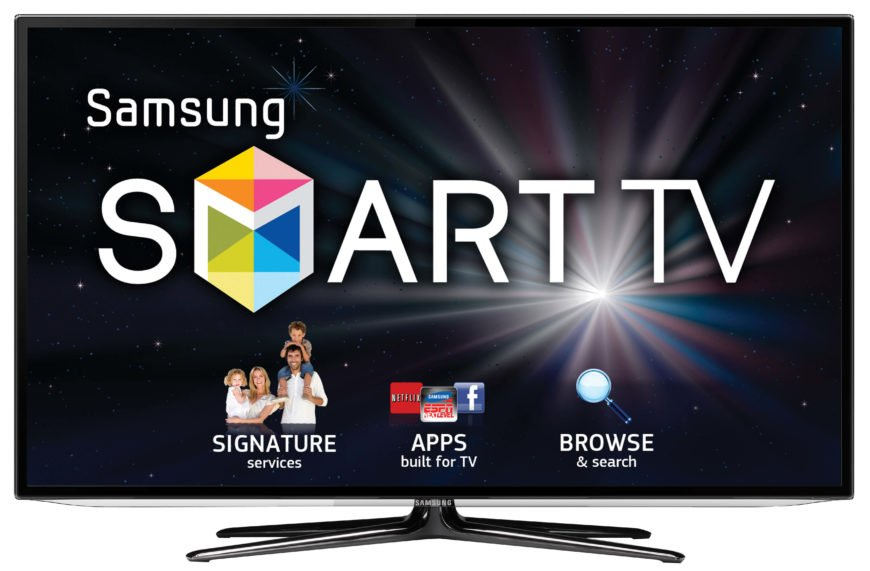 We see a lot of standalone smart devices that are designed for voice command, but this latest TV from Samsung folds in the capability in a seamless way. You'll be able to operate your TV without pushing a button or finding the remote. Functions such as power on/off, changing channels, accessing apps like Netflix, and more can all be performed without lifting a finger.