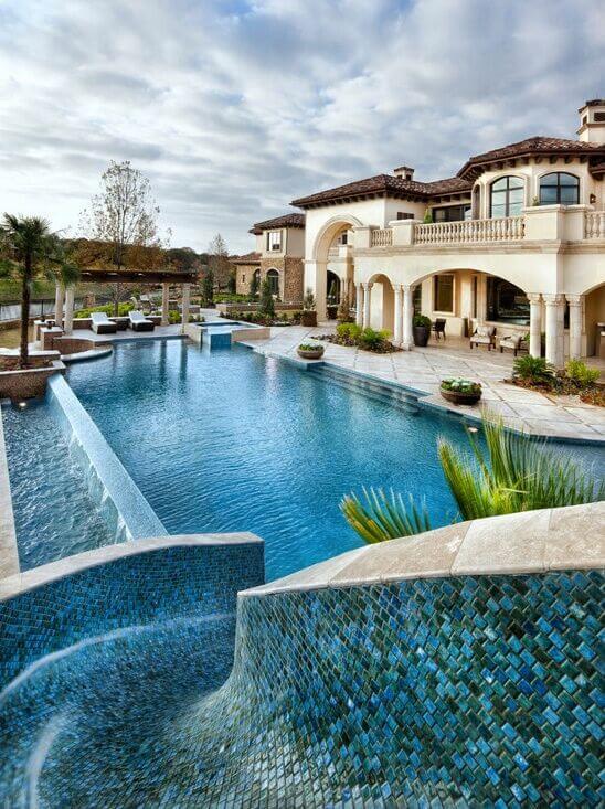 16 Amazing Swimming Pool Slides Home Stratosphere