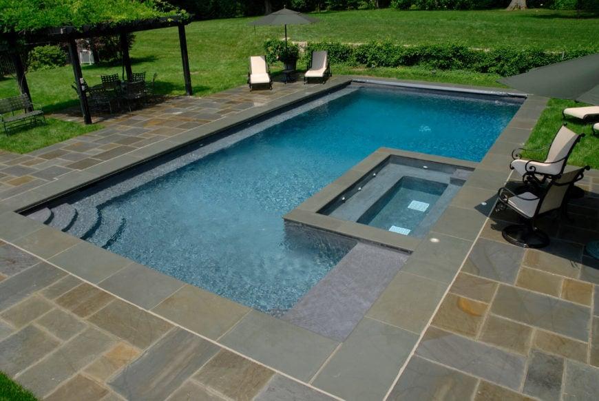 geometric-swimming-pool-stock
