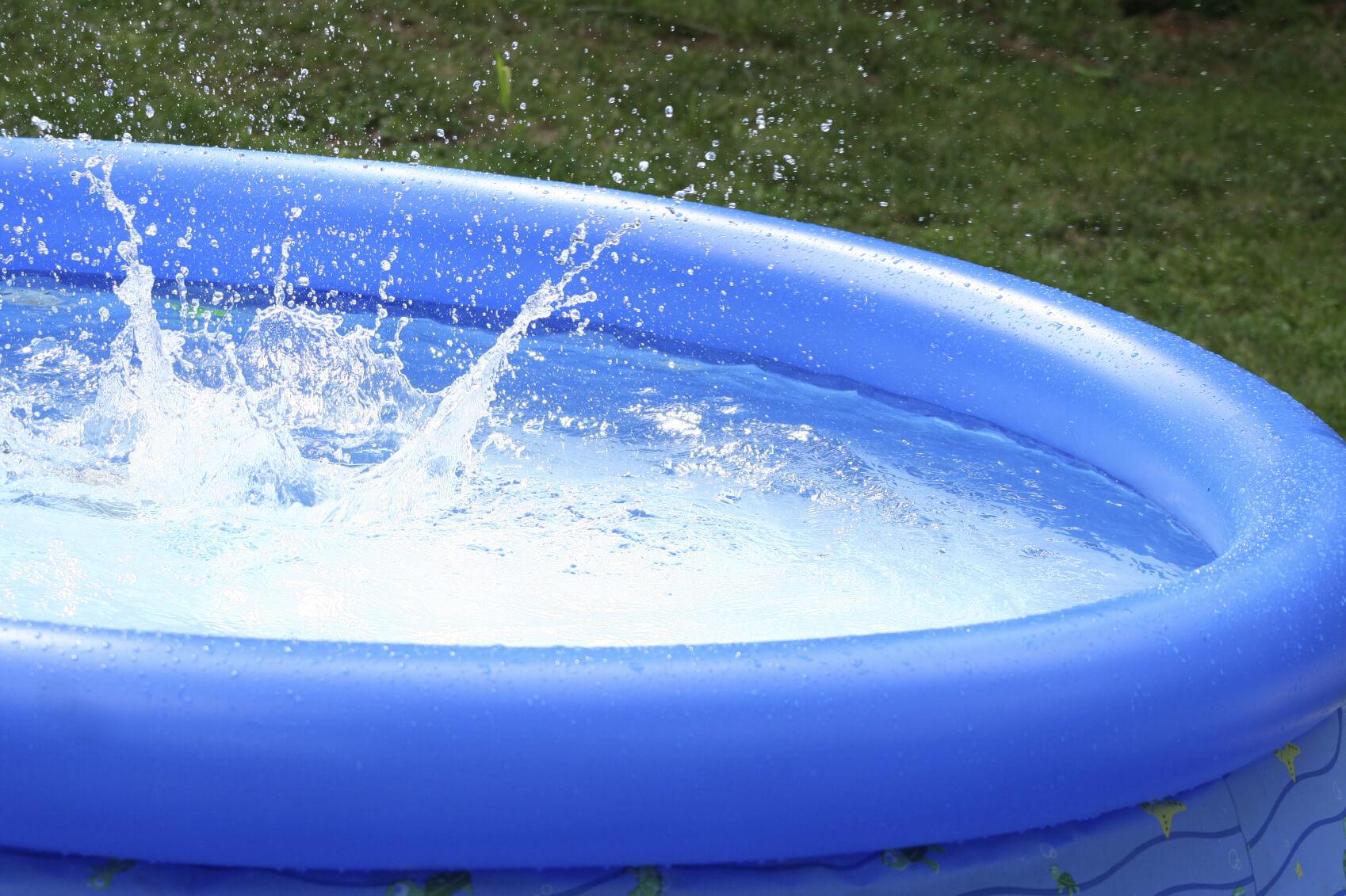 inflate pool 18
