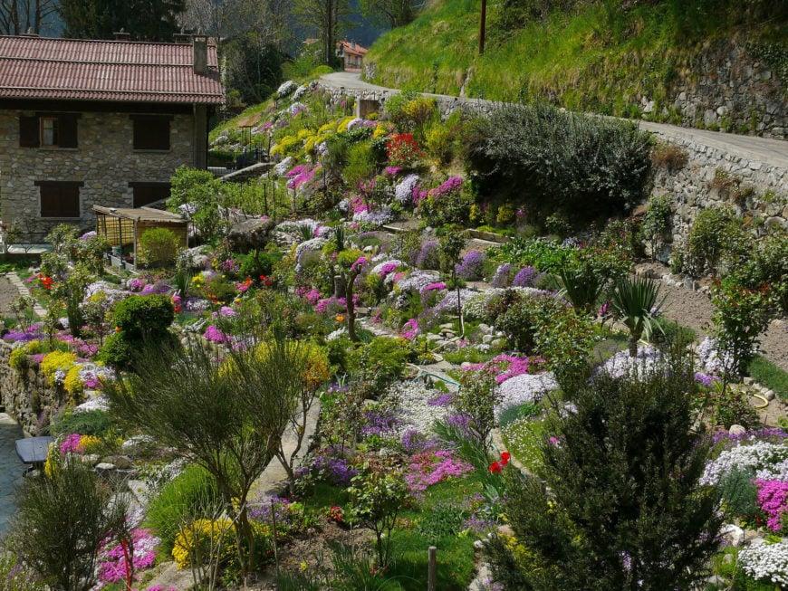 32 - Backyard Rock Garden Ideas - Flickr