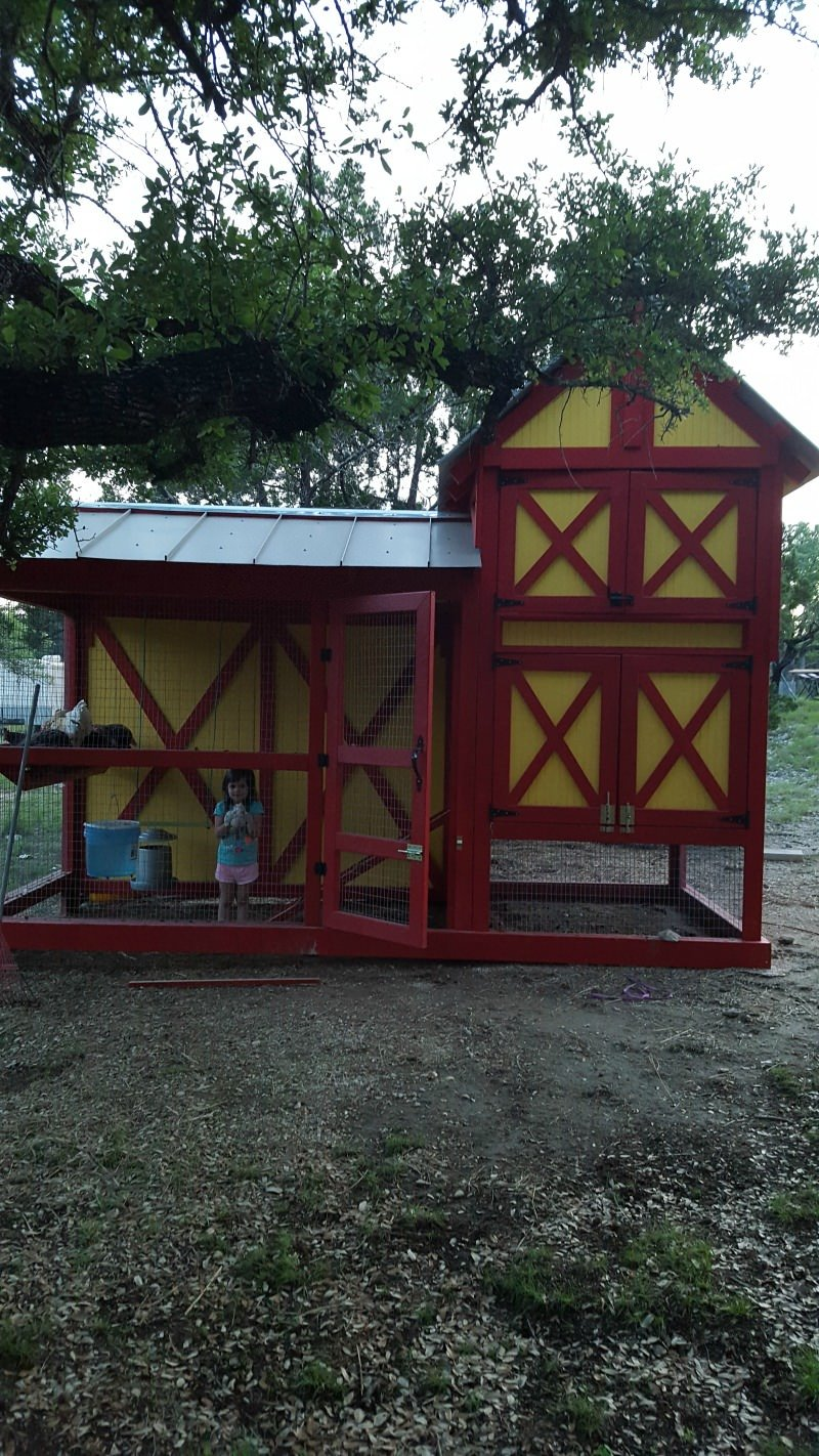 Chicken Coop Example
