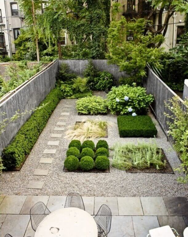 If you have plenty of ideas but cannot decide on which one to go with, you may decide to do multiple small gardens. Let your creativity shine and give each of your small gardens different styles and plants.