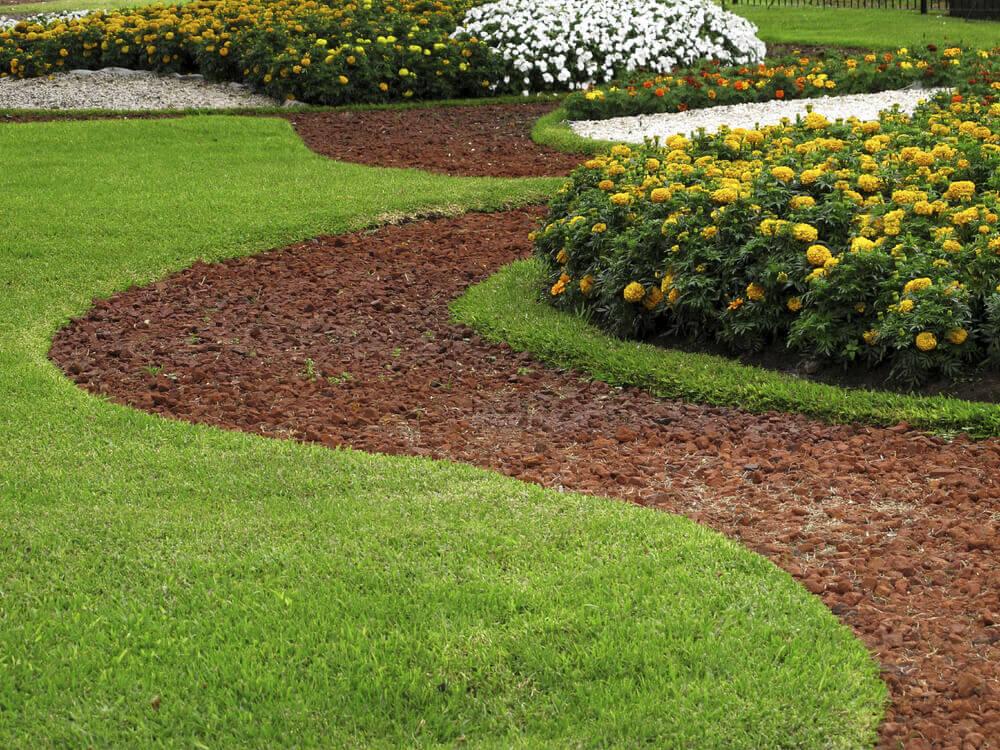 40 Remarkable Backyard Grass Ideas