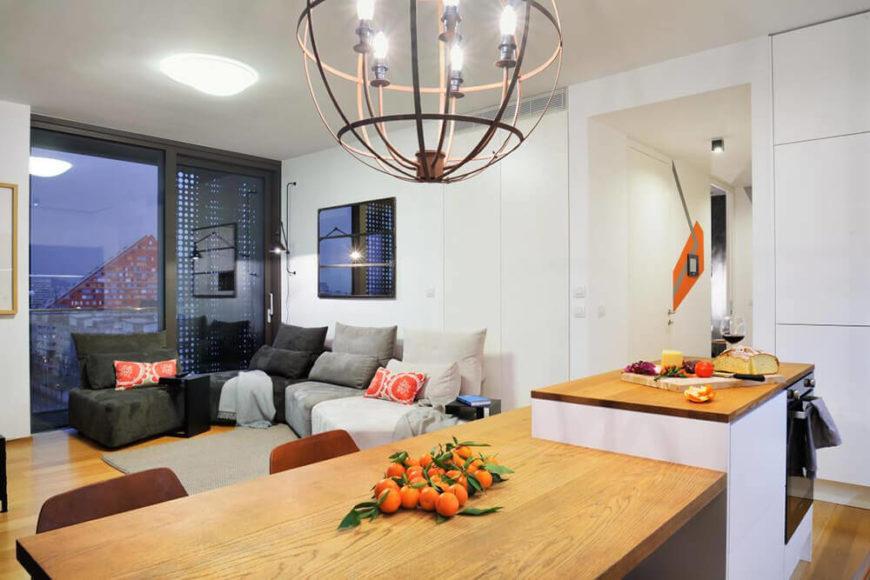 Elegant Situla Single Man Residence by GAO Arhitekti