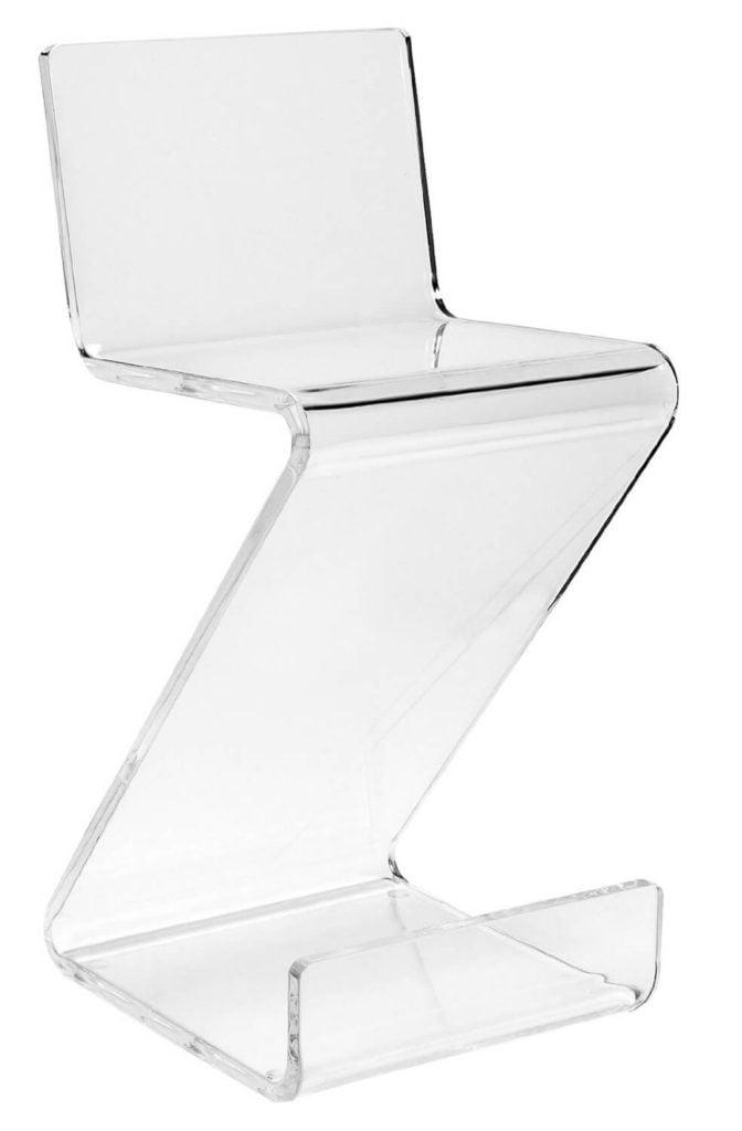 16 zigzag chair - amazon