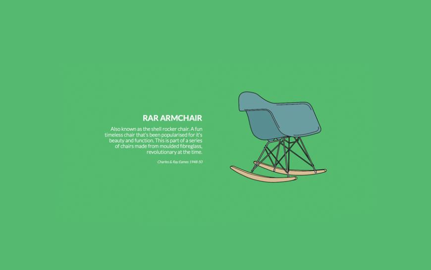 7 RAR Armchair